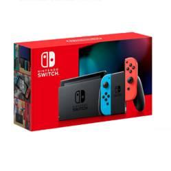 Consola Nintendo Switch Neon 1.1 2019 32GB Batería extendida
