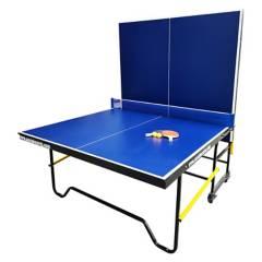 Santa Beatriz - Mesa de ping pong competencia