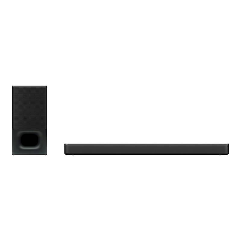 SONY - Soundbar Sony HT-S350 de 2.1 canales con Subwoofer y Bluetooth Negro