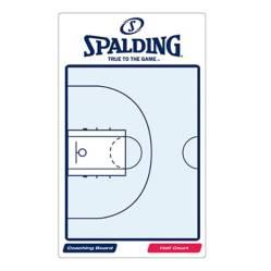 SPALDING - Tablero Tactico Para Entrenador Basquet Spalding
