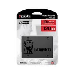 KINGSTON - Disco Duro Solido Kingston SSD 120gb SA400S37