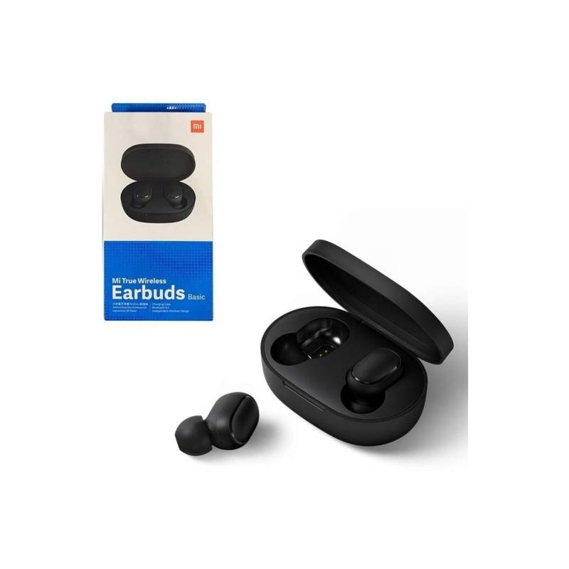 XIAOMI - Audifonos Bluetooth Redmi Airdots Xiaomi Negro