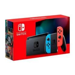 Consola Nintendo Switch Neon 2019 32GB