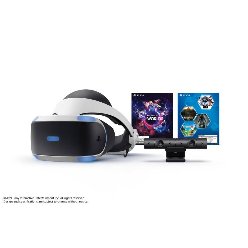 SONY - Psvr Hw Value Pack
