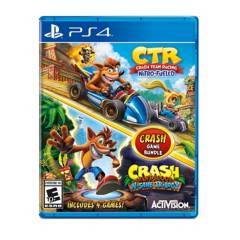 ACTIVISION - Ps4 Jgo Crash N´Sane Trilogy + Crash Team Racing