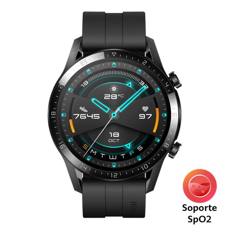 HUAWEI - Smartwatch Latona Blk Silicona