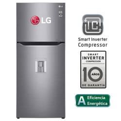 LG - Refrigeradora 410L GT39WPPDC