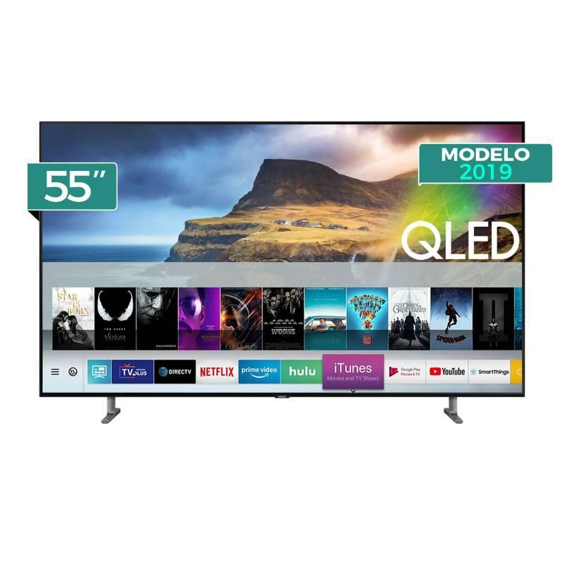 "SAMSUNG - Televisor QLED Smart TV 4K UHD 55"" QN55Q70RAGXPE"