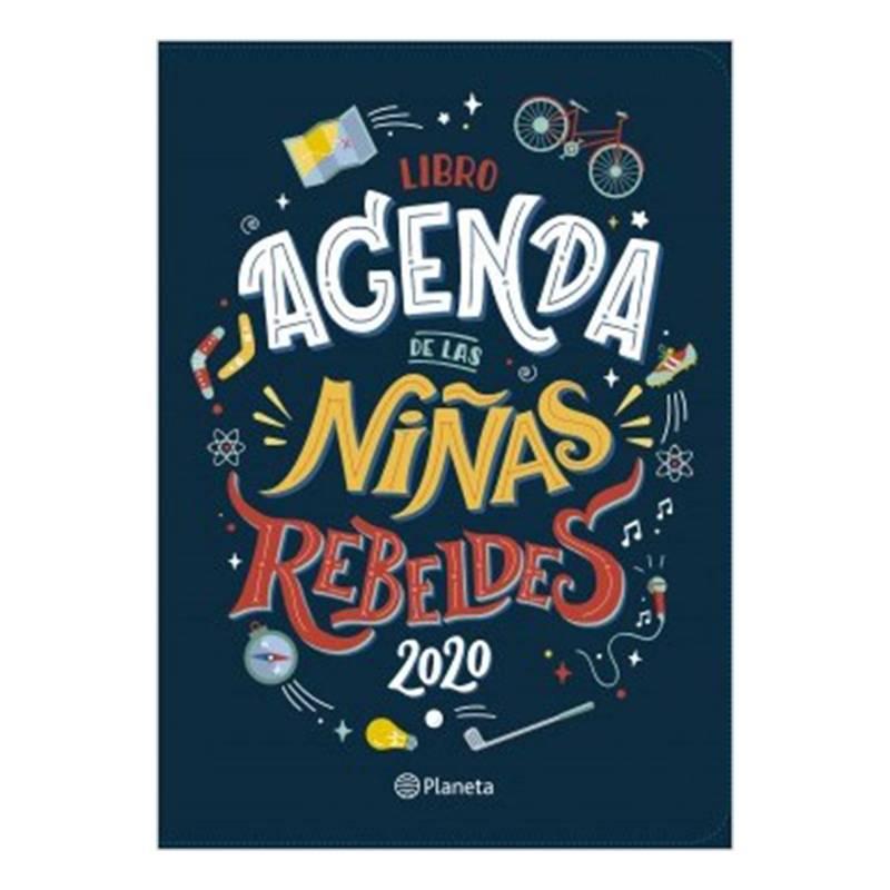 PLANETA - Libro Agenda De Niñas Rebeldes 2020