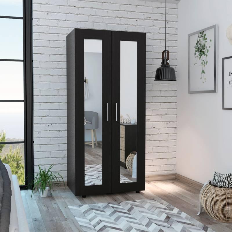 TuHome - Closet 2 Puertas con Espejo