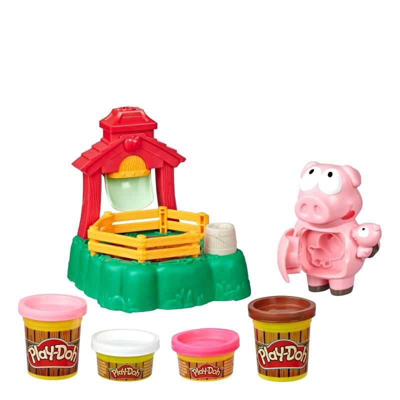 PLAY DOH - Cerdos en el Lodo