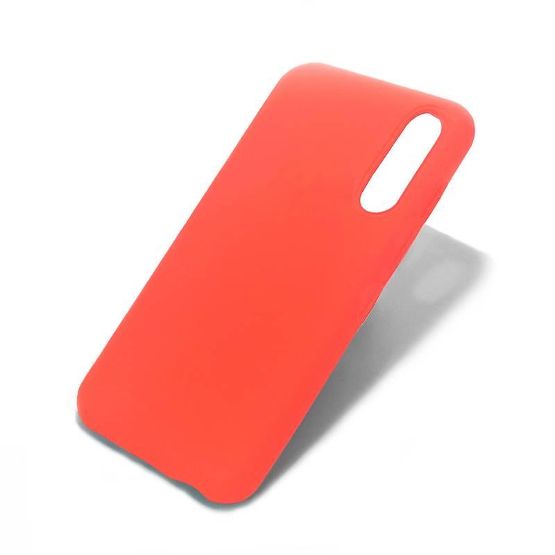 USAMS - Case Siliconado Samsung Galaxy A50 Rojo