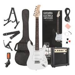 EPIC - Pack Guitarra Elecrica Pro Wh