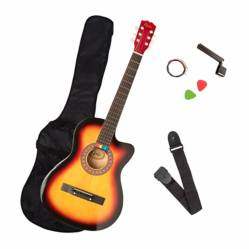 Guitarra Cutaway Sunburst