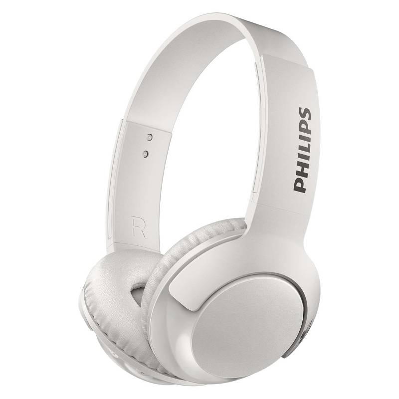 PHILIPS - Audífonos On-ear Bluetooth con Microfono SHB3075RD