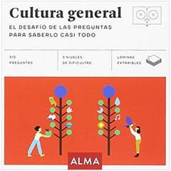 IBERO - Pasatiempo - Cultura General