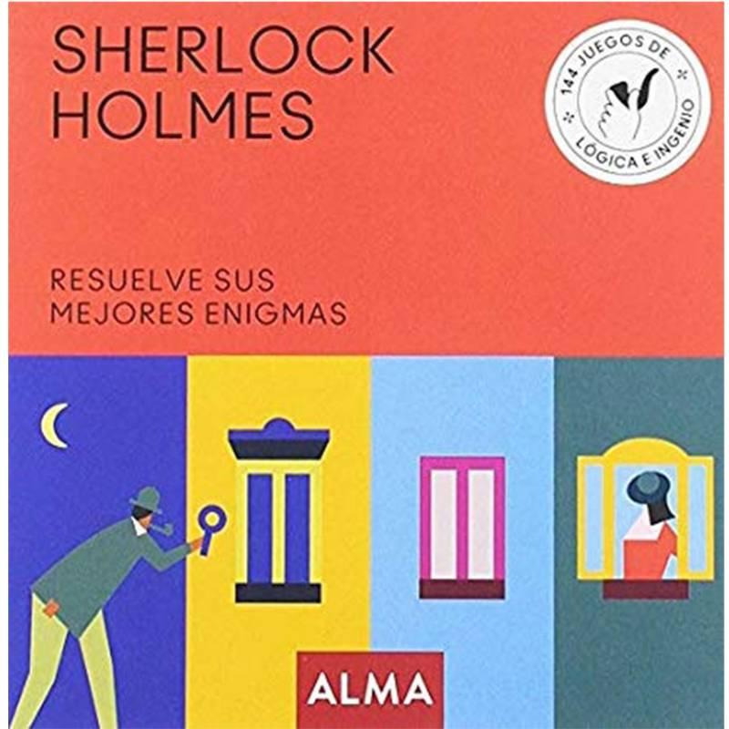 IBERO - Sherlock Holmes. Enigmas
