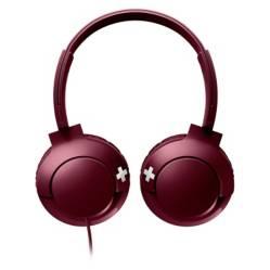 PHILIPS - Audífonos On-ear con Microfono SHL3075BK