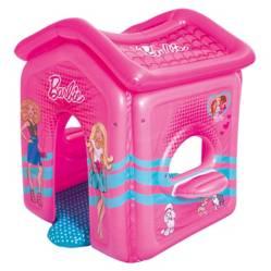 BESTWAY - Casita Inflable Malibú Barbie