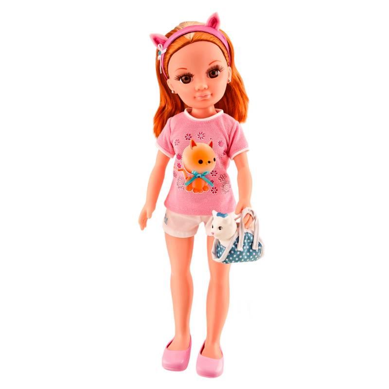 BASA - Muñeca Pinky Girls S Pets Meli