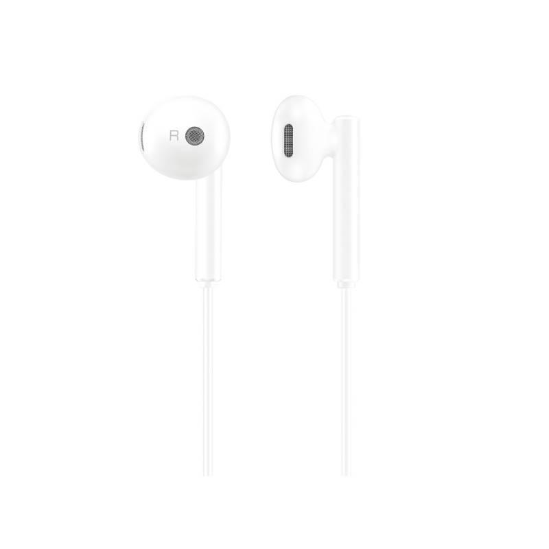 HUAWEI - Audífonos alámbricos AM115 White