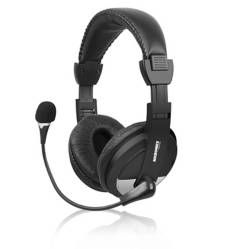 MICRONICS - Platinum Blk Mic H700B Auricular