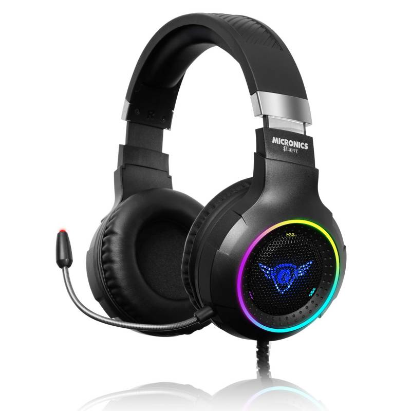 MICRONICS - Player Mic Hg855 7/1 Auricular