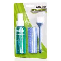 AIRBOOM - Kit De Limpieza Mx Ab C3 60Ml