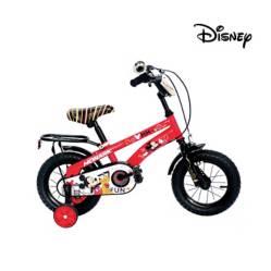 """Monark - Bicicleta Monark Mickey Fun Aro 12"""" Rojo"""