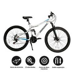 """Monark - Bicicleta Montañera Canyon Aro 27.5"""" Hombre"""