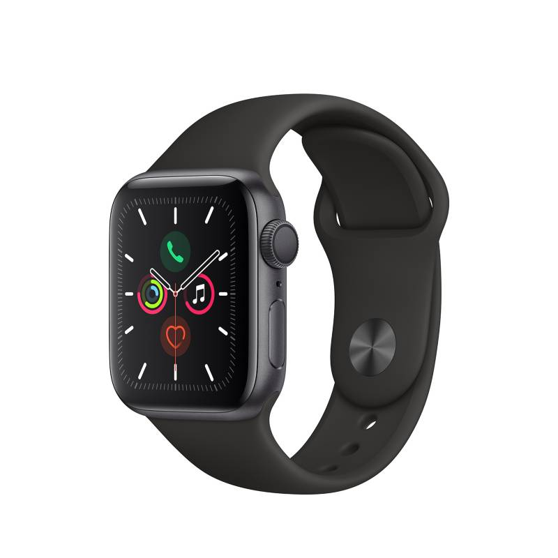 APPLE - Apple Watch S5 40 Sg Al Bl Sp