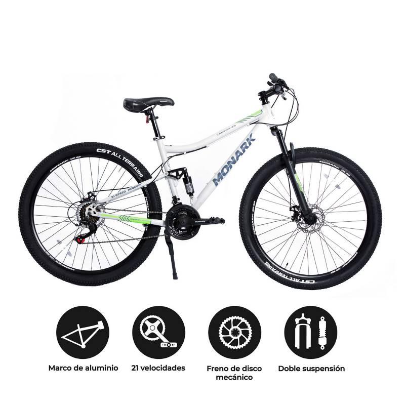Monark - Bicicleta Canyon Aro 29