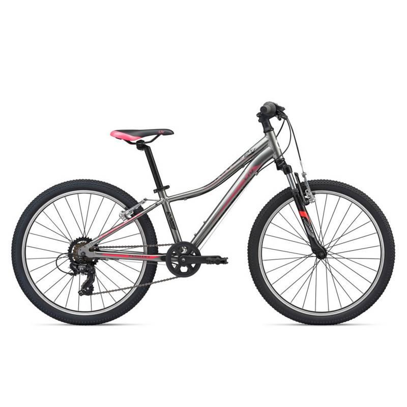 """GIANT - Bicicleta Giant 2020 Enchant Aro 24"""" Negro Carbon"""