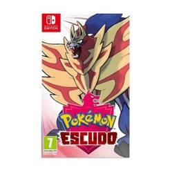 NINTENDO - Pokemón Escudo