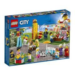 LEGO - Set de Minifiguras de la Feria