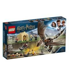 LEGO - Desafío de los Tres Magos: Colacuerno Húngaro