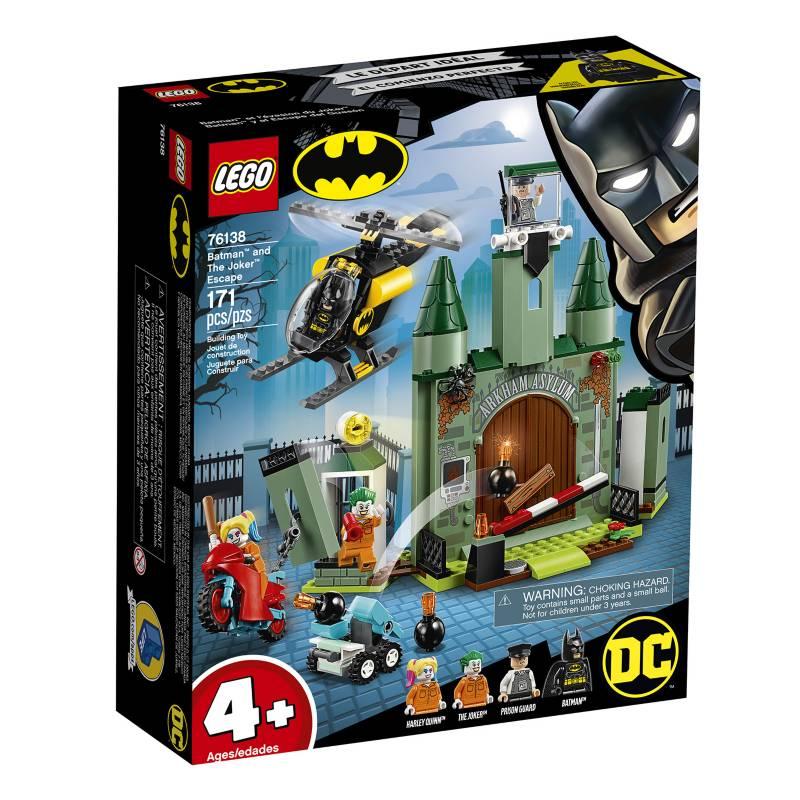 LEGO - Batman y el Escape del Guasón