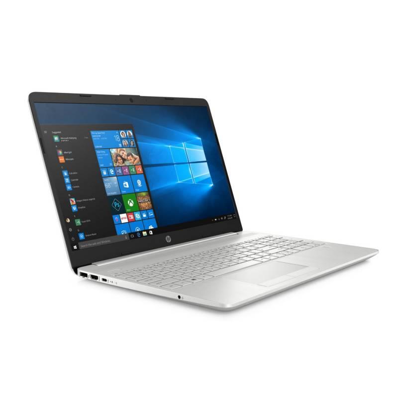 """HP - Laptop HP 15.6"""" Core i7 8va Gen 8GB RAM 256GB SSD + 2GB Video Nvidia GeForce MX130 - 15-dw0004la"""