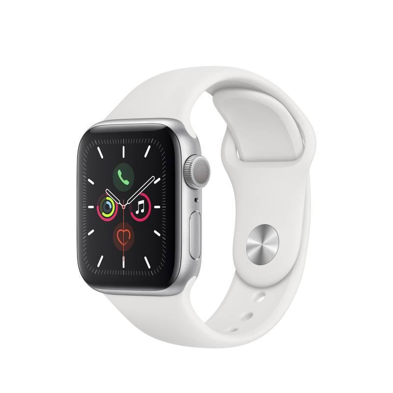 APPLE - Apple Watch Serie 5 - 40mm - Sílver