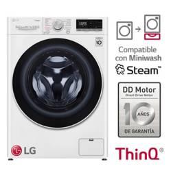 LG - Lavaseca LG WD10WVC4S6 10.5 Kg / 6 Kg