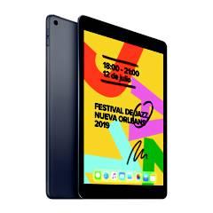 APPLE - iPad 10.2 128GB - Wi Fi - Gris espacial