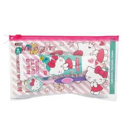 HELLO KITTY - Set Limpieza Oral + Cartuchera