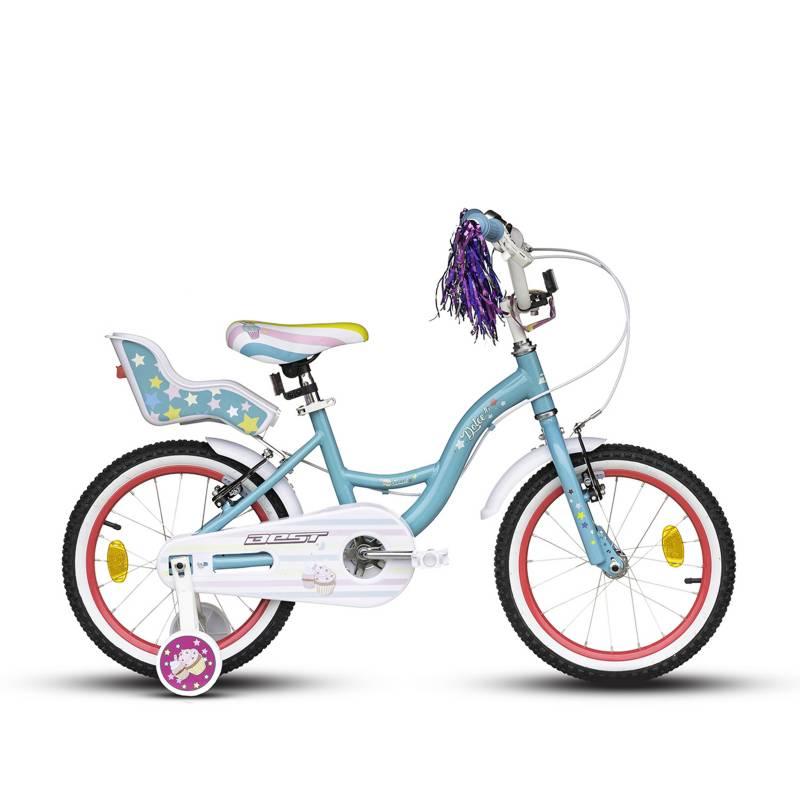 BEST - Bicicleta de Aluminio Best De Niña