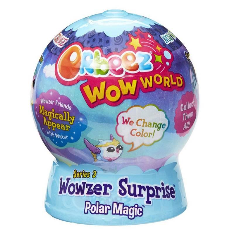 ORBEEZ - Wowzer Mundo Sorpresa Serie 3