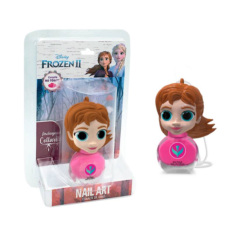 FROZEN - Blister Chico Frozen Esmalte 3D