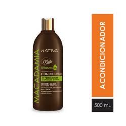 KATIVA - Kativa Macadamia Conditioner X500Ml
