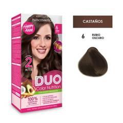 DUO COLOR - Duo Tinte 6 Rubio Oscuro35