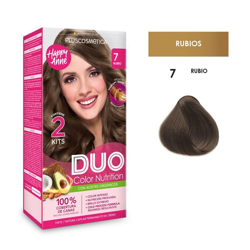 DUO COLOR - Duo Tinte 7 Rubio35