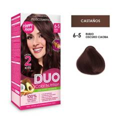 DUO COLOR - Duo Tinte 6-5 Rubio Oscuro Caob