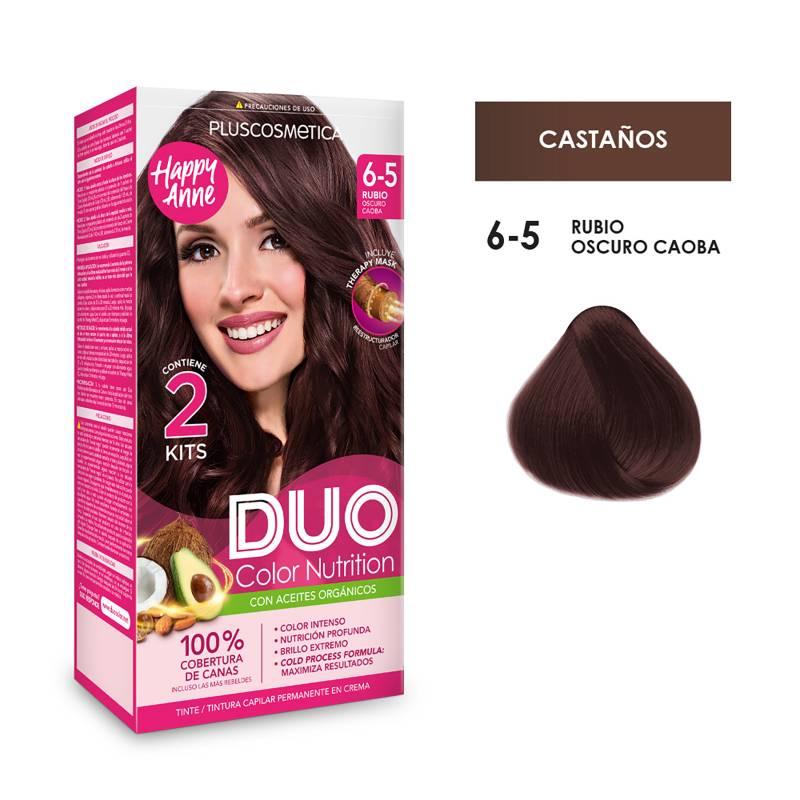 DUO COLOR - Duo Tinte 6-5 Rubio Oscuro Caob